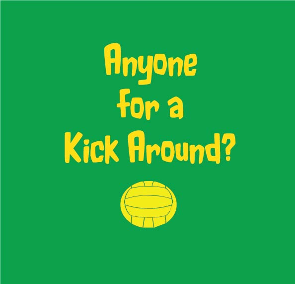 Kick around Kerry GAA