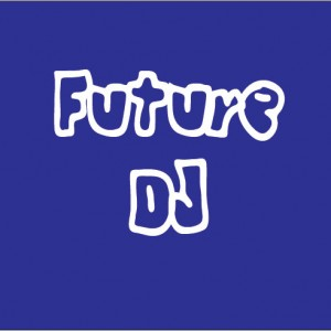 personalised music baby clothes future dj