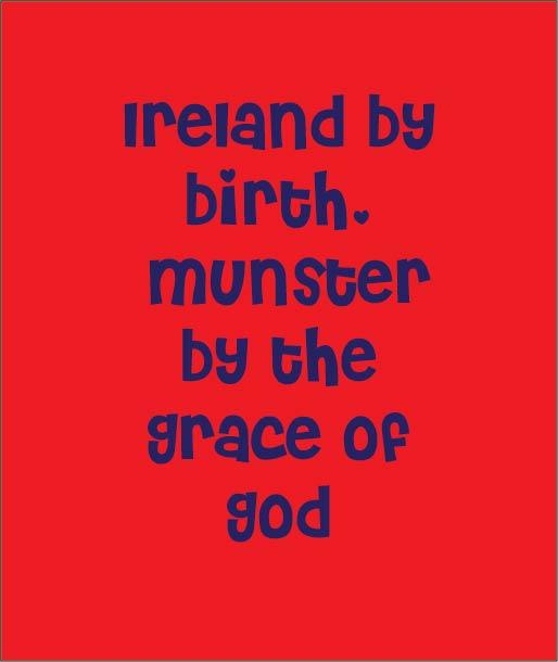 Munster by Grace of God