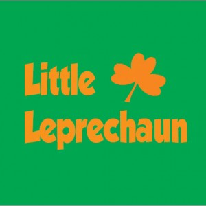 little leprachaun baby clothes gifts