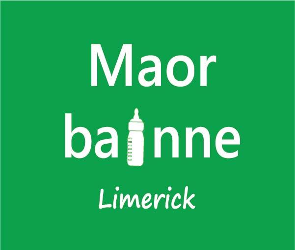 Maor Bainne Limerick baby cloth