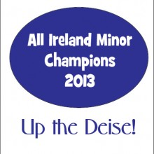 all ireland minor champions