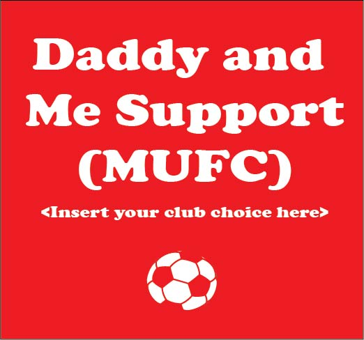 Daddy and me support ... soccer