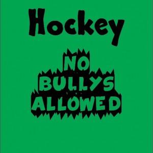 hockey no bullys allowed