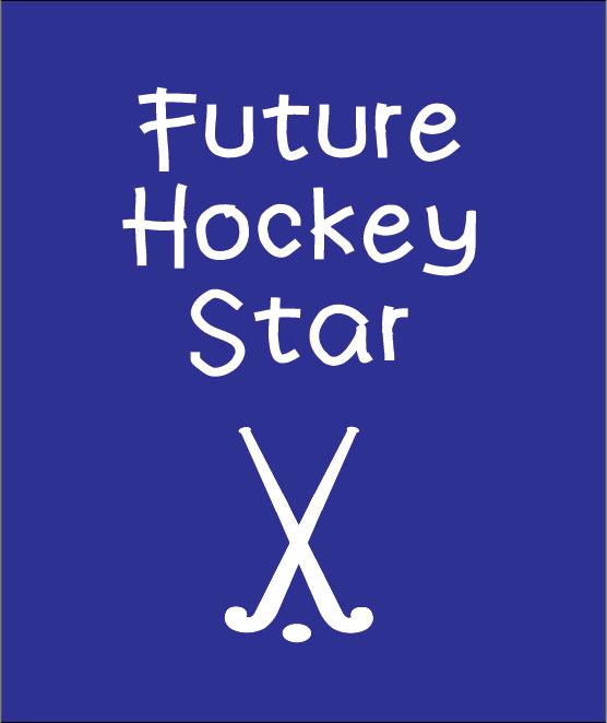 future hockey star blue