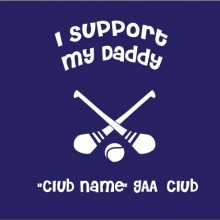 i support daddy hurling