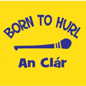 Born to Hurl Clare