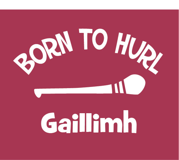 baby clothes gaa born to hurl