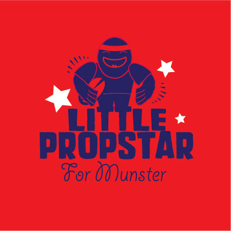 little prop munster personalised baby clothes
