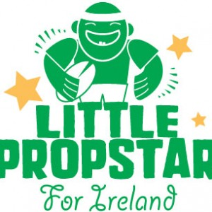 little propstar for ireland baby clothes personalised