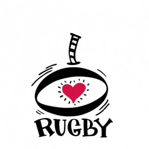 Love Ulster Rugby personalised baby clothes