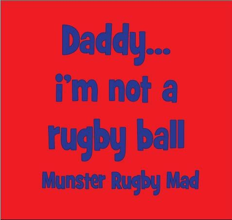 Not a rugby ball Munster