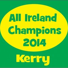 All Ireland Champs Kerry