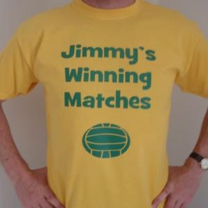 jimmy's winning matches