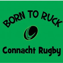 personalised rugby gifts born to ruck connacht rugby