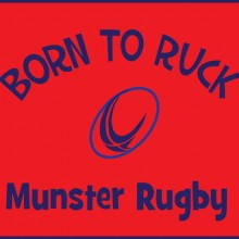 baby clothes gifts born to ruck munster rugby
