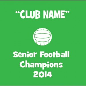 clothes senior football champions 2014 insert club name
