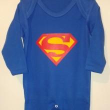 baby clothes gifts superman Ireland