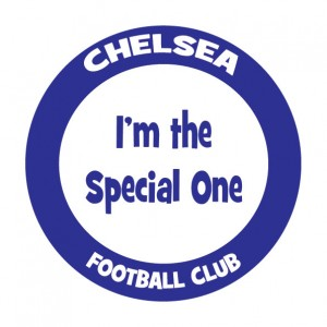 Chelsea Baby grow I'm the special one