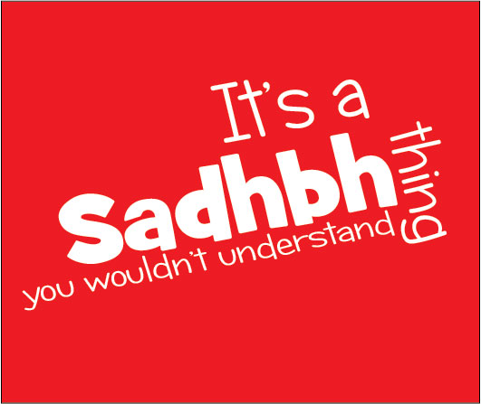 It's a Saddhbh thing Name Baby Clothes