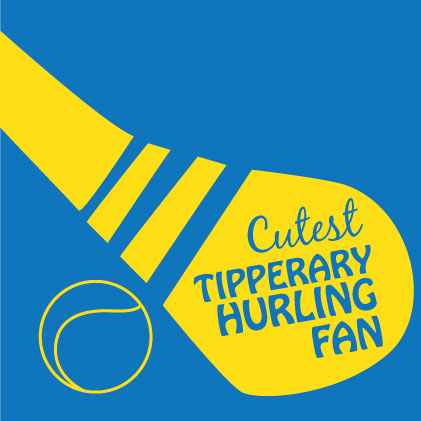 Cutest Tipperary Hurling Fan GAA