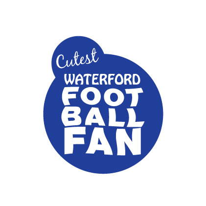 Cutest Waterford Football Fan baby gift