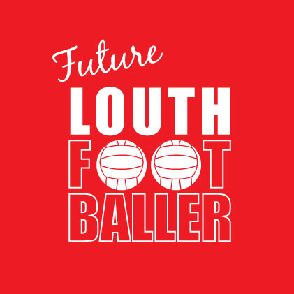 Future Footballer Louth baby cloth