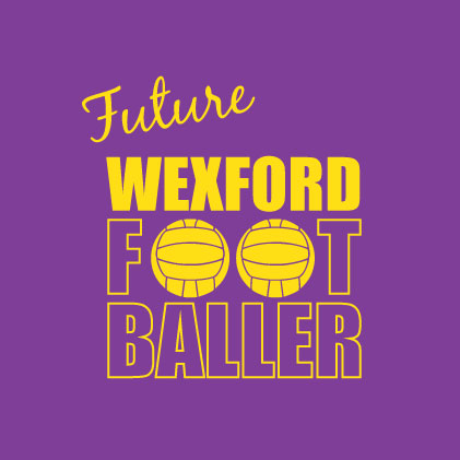 Future Wexford Footballer baby cloth