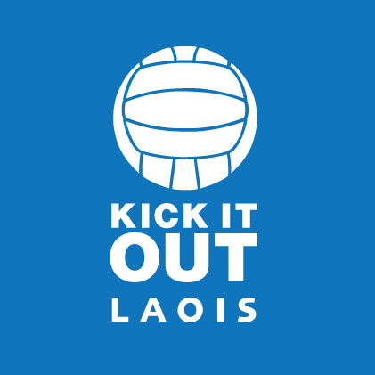 Kick It Out Laois baby cloth