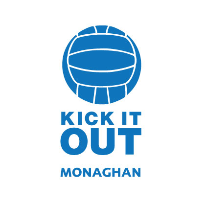 Kick It Out Monaghan baby cloth