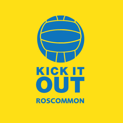 Kick It Out Roscommon baby cloth