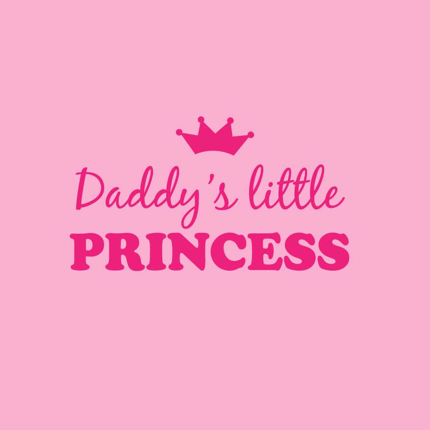 Daddy's Little Princess baby gifts