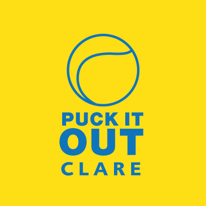 Puck It Out Clare baby cloth