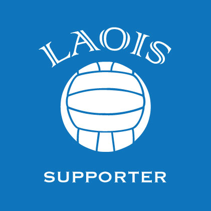 Laois Football Supporter baby cloth