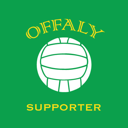 Offaly Football Supporter baby gifts