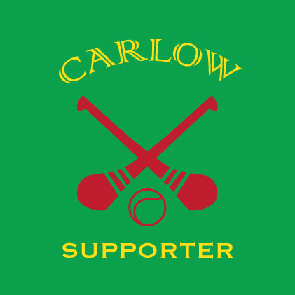 Carlow Supporter Baby Cloth