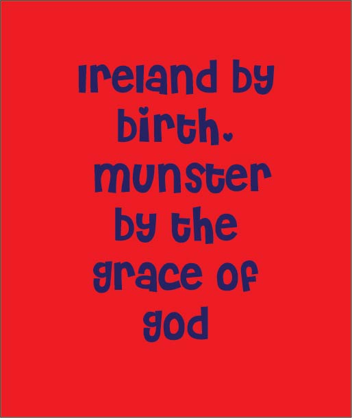 Munster by Grace of God