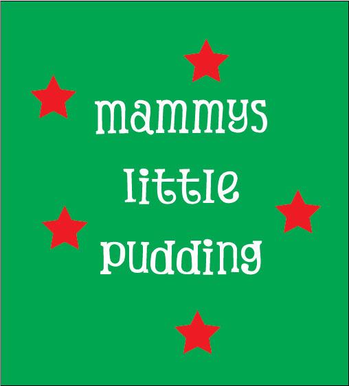 mammys little pudding