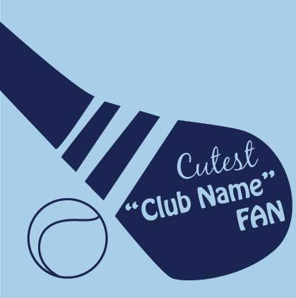 cutest little club name fan personalised baby clothes