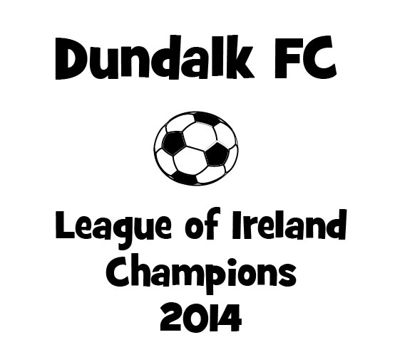 dundalk league of ireland champions