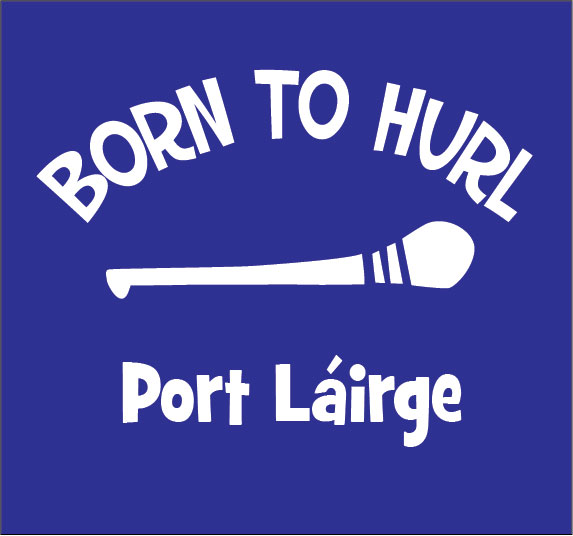 personalised baby clothes born to hurl waterford