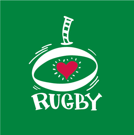 i love rugby ireland baby clothes