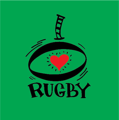 Love Rugby Connacht personalised baby clothes