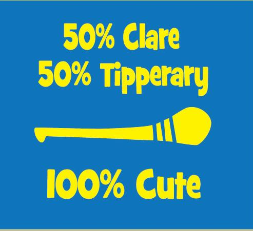100% Cute GAA club and county