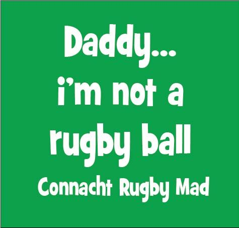 Not a rugby ball Connacht