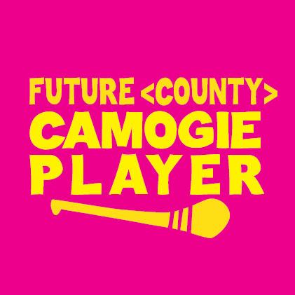 Camogie player gaa baby clothes gifts