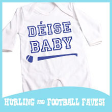 Coolbaby.ie custom Hurling and Football clothing